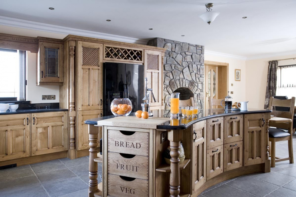 Traditional Farmhouse